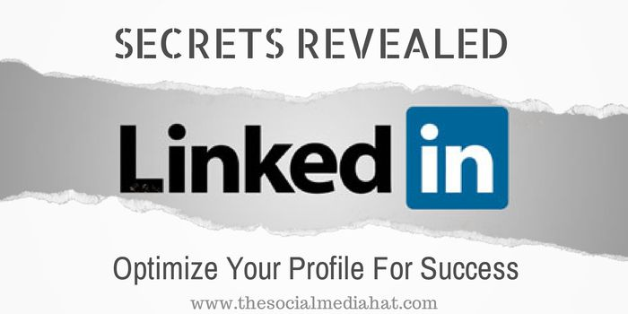 """This is not going to be a ""Clean Up Your LinkedIn Profile In 5 Minutes"" kind of post."""