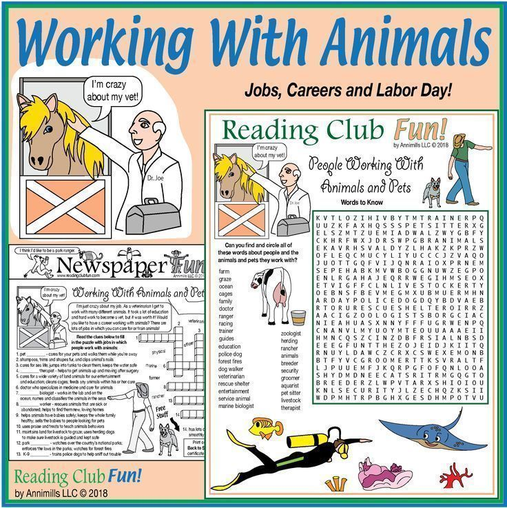 Working With Animals And Pets Jobs Careers And Labor Day Work