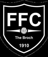 1910, Fraserburgh F.C. (Scotland) #FraserburghFC #Scotland (L17679)