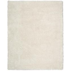 @Overstock - Be bold with this startling hand-tufted white shag rug from Meadows. The solid white fluffy rug features a soft, shaggy texture that's a full inch in height, providing a comfortable surface for you to walk on wherever it's placed.    http://www.overstock.com/Home-Garden/Hand-tufted-Meadows-Transitional-White-One-inch-Pile-Rug-5-x-7/5149395/product.html?CID=214117 $122.99