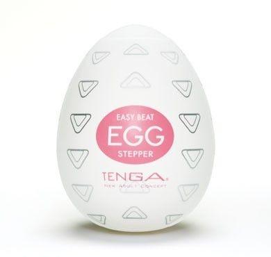Tenga Egg Stepper fra Tenga - Sexlegetøj leveret for blot 29 kr. - 4ushop.dk - TENGA - betyder elegant, raffineret, yndefuldt, pænt på japansk - beskriver Tenga produkterne perfekt. Tenga produkterne er stilfulde, inovative og sjove. TENGA giver en verden af ekstraordinære seksuelle oplevelser gennem top ingeniørkunst og fineste kvalitet materialer. TENGA produkter er det bedst sælgende sexlegetøj til mænd i Japan, og dens popularitet er øget hurtigt i resten af verden.