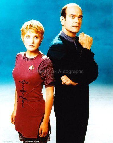 JENNIFER LIEN as Kes - Star Trek Voyager Genuine Autograph