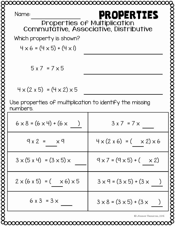 Pin On Multiplication Worksheets Ideas For Kids Properties of numbers worksheets