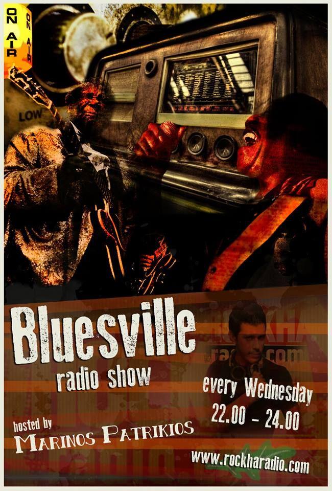 Bluesville Radio Show Every Wednesday 22.00 - 24.00  https://www.facebook.com/BluesvilleRadioShow?fref=ts www.rockharadio.com
