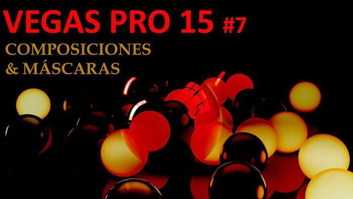 Pin De Carlos Nibe En Curso Magix Vegas Pro 15 Composición Vegas Mascaras