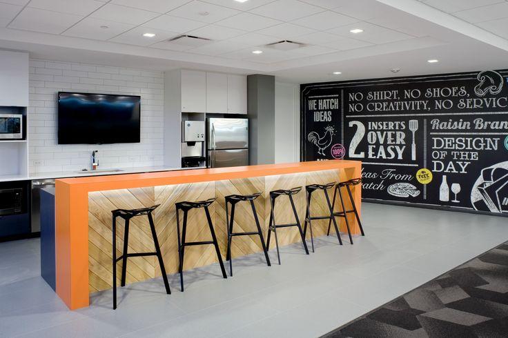 1000 images about office break room on pinterest nice. Black Bedroom Furniture Sets. Home Design Ideas