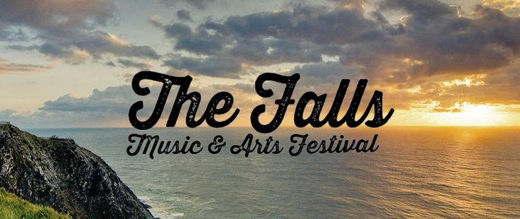 The Falls Festival Byron