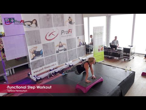ProFi Functional Step Workout - YouTube