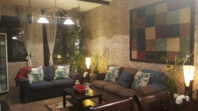 My lovely living room
