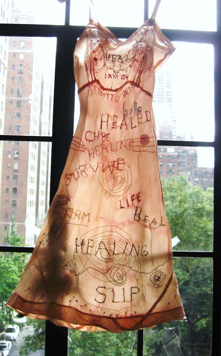 Janet Cooper, Healing Slip.