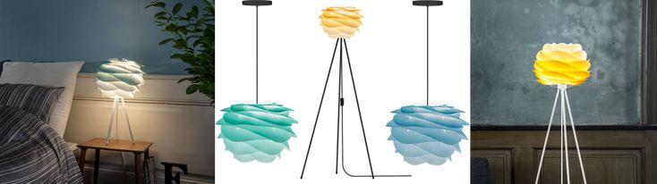 Lampor Carmina från Vita Fantasifulla och läckra www.globalxdesign