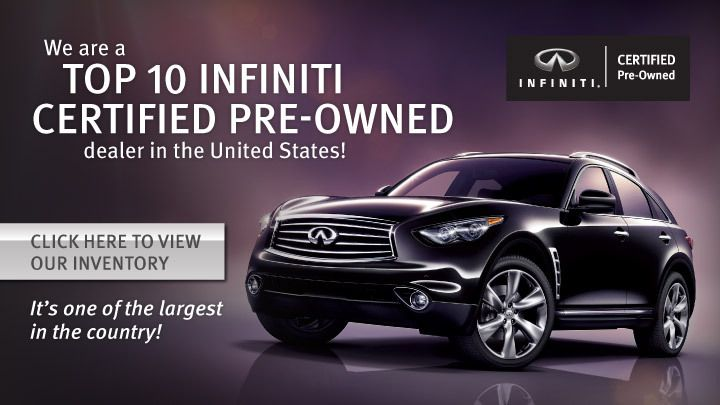 Infiniti Pre Owned >> The Infiniti Certified Pre Owned At Infiniti Of Hoffman Estates