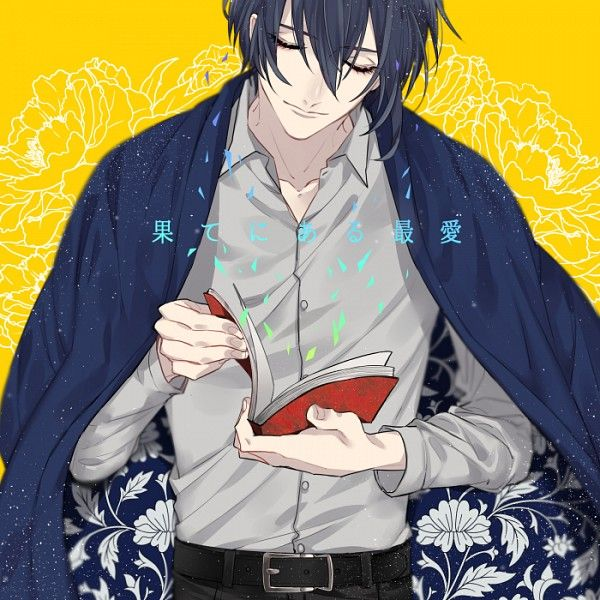 Touken Ranbu | Mikazuki Munechika (Game only available in Japan, but gonna check out the anime :D )