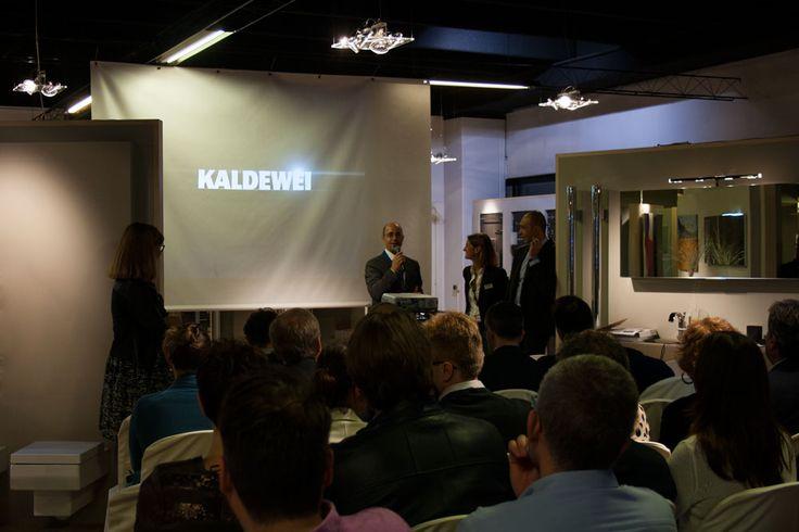 "VITALITY OF WATER"" Serata dedicata ai progettisti  #hansgrohe #Kaldewei #axor #Starck"