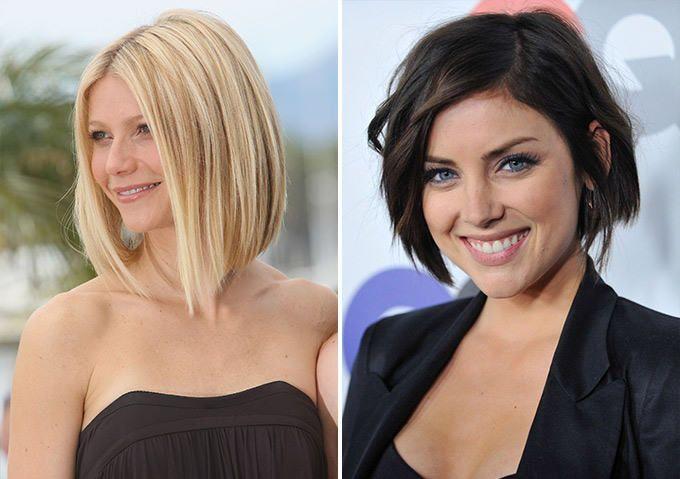 БОБ -с резким удлинением; текстурный – кончики волос стригут по технике лесенки и немного филируют ; асимметричный – если раньше асимметрией выделяли либо затылочную зону, либо волосы впереди, то в наступающем году дизайнеры предлагают совершенно иной подход. Теперь можно и посредине оставить несколько удлиненных прядей;