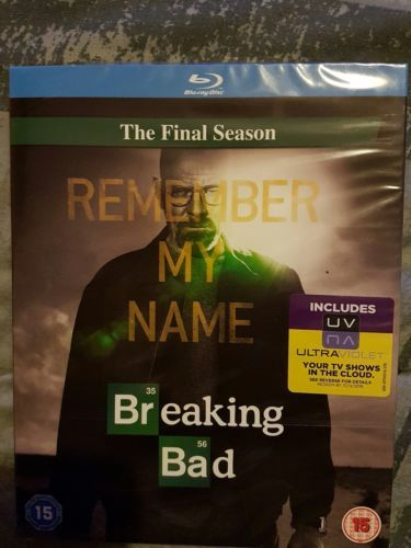 Breaking bad season 6 (new & #unopened) #blu-ray #boxset - final season,  View more on the LINK: 	http://www.zeppy.io/product/gb/2/322405648352/