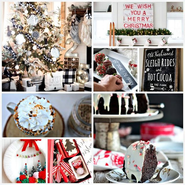 20 Free Christmas Printables to Deck your Halls! | Thrifty Decor Chick | Bloglovin'