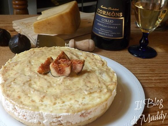 Cheesecake+ai+Fichi+e+Asiago