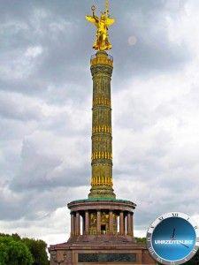 Siegessäule in Berlin  Uhrzeit Berlin und weitere Infos, Bilder und Videos auf http://uhrzeiten.biz