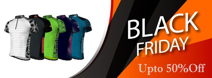 💁‍♂️Enjoy discount up to 50% OFF on all Cycling Wear until November 26,2017 #blackfriday #cycling #cyclingjersey