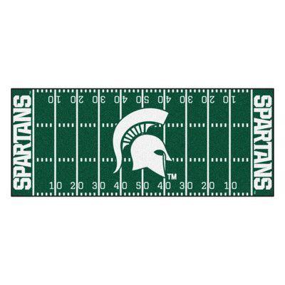 FANMATS NCAA Michigan State University Football Field Runner