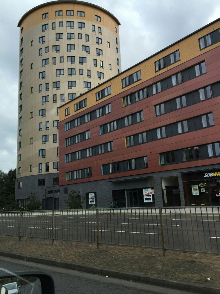 southampton student accommodation