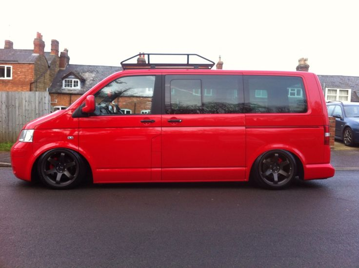 Slammed VW T5 - http://www.vwt4forum.co.uk/showthread.php?t=256145&page=6