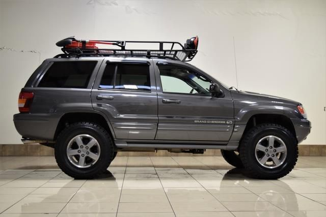 Used 2002 Jeep Grand Cherokee Lifted 4x4 2002 Jeep Grand Cherokee Overland Quadra Drive Lifted 4x4 Roof Rack Offroad 2017 2018 En 2020