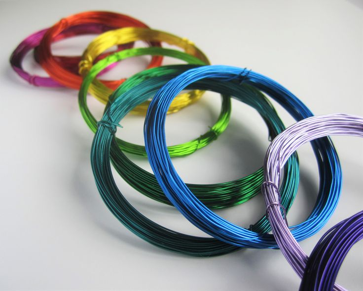 0.6mm wire in all the colours.