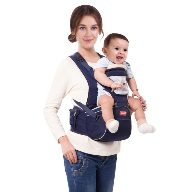 SUNVENO brand Infant Toddler Ergonomic Baby Carrier with Hip seat