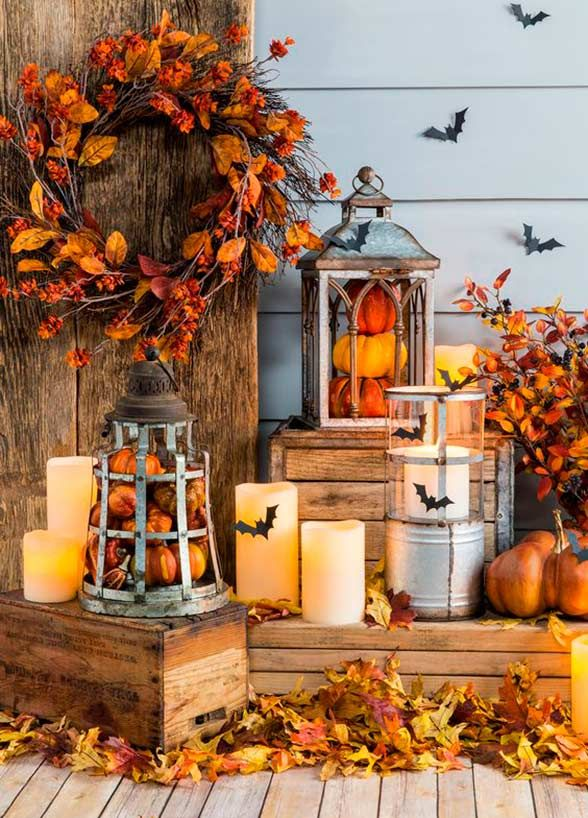 10 stylish ways to improve your fall home decor
