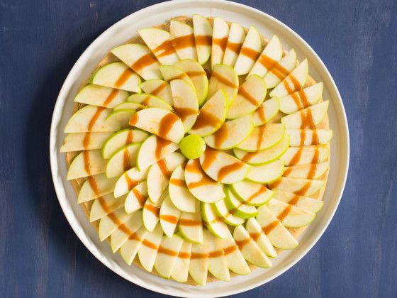Taffy Apple Pizza Recipe - Food.com