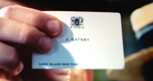Gatsby, Business and Business cards on Pinterest