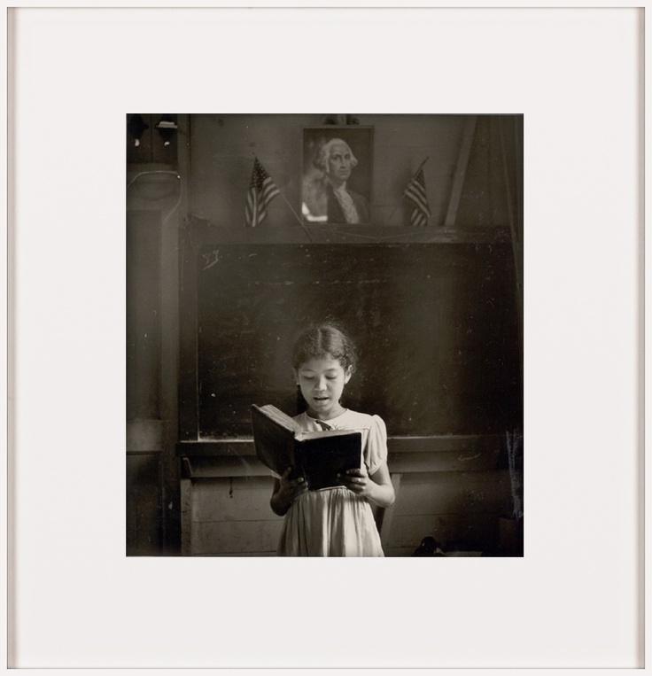 Untitled (girl reading) Jack Delano   http://artsation.com/en/jack-delano-untitled-girl-reading
