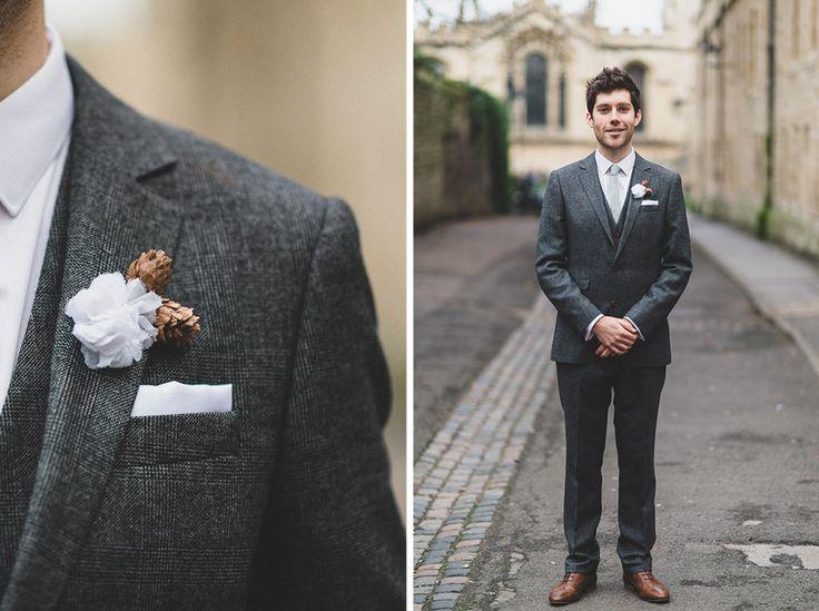 Abbie Jon S Stylish Retro Wedding In Oxford
