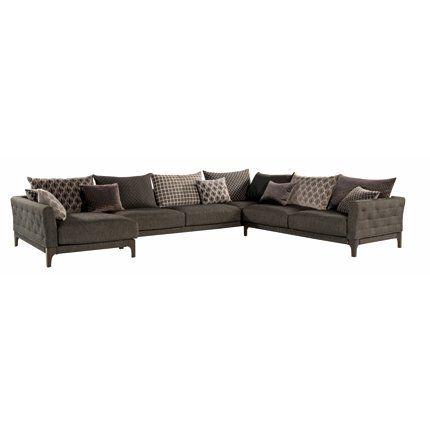 canapé, canapé confession, sofa, canapé Roche Bobois, Roche Bobois