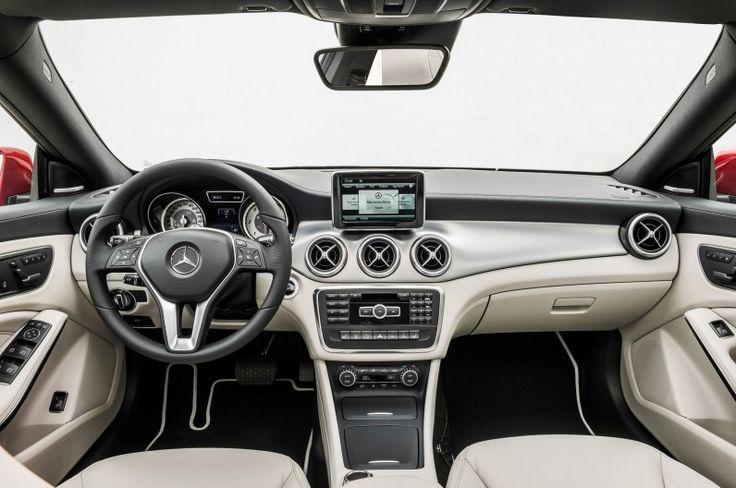 2014 Mercedes-Benz CLA250 interior Photo