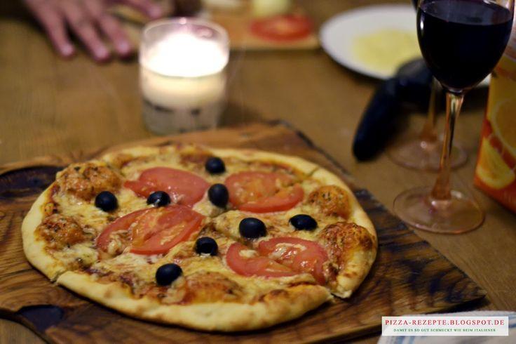 17 migliori idee su italienischer pizzateig su pinterest original pizzateig original. Black Bedroom Furniture Sets. Home Design Ideas