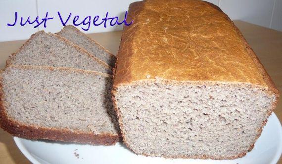 Pan de Trigo Sarraceno,sin gluten