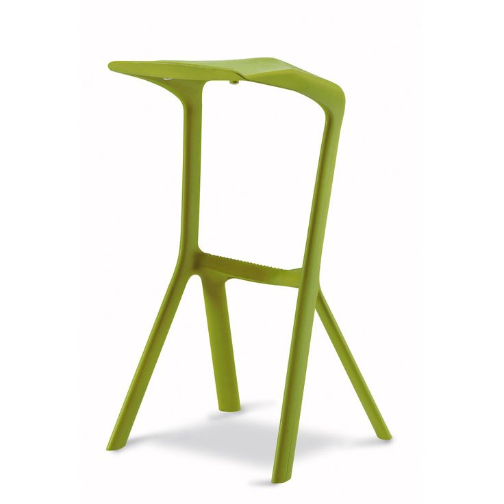 Plank - Miura Stool, gelbgrün Jetzt bestellen unter: https://moebel.ladendirekt.de/kueche-und-esszimmer/bar-moebel/barhocker/?uid=6dccb2db-d5e6-5a8b-aea7-51f5634701bb&utm_source=pinterest&utm_medium=pin&utm_campaign=boards #stool #barhocker #grcic #kueche #shop #design #konstantin #miura #esszimmer #plank #barmoebel