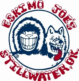 You can find one of these t-shirts in almost every part of the world and they all came from Eskimo Joe's in Stillwater, Oklahoma!