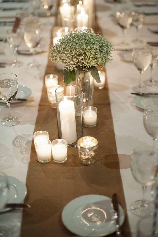 Rustic Wedding Decor - Ben Elsass Photography