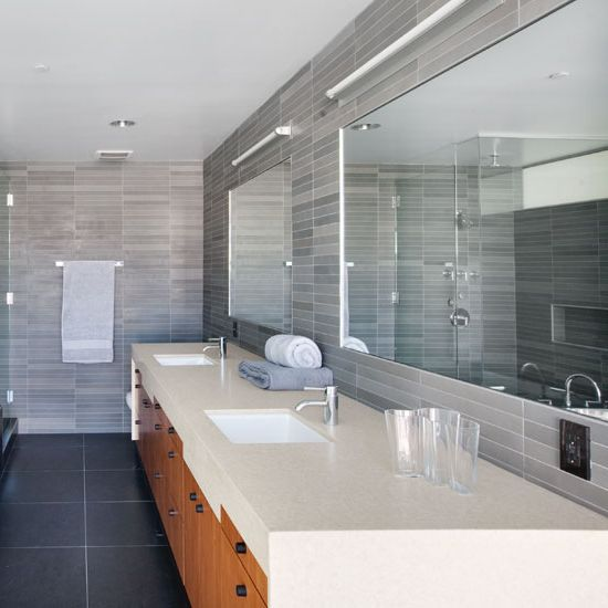 Dallas Bathroom Vanities: 20 Best Caesarstone 4220 Buttermilk Images On Pinterest