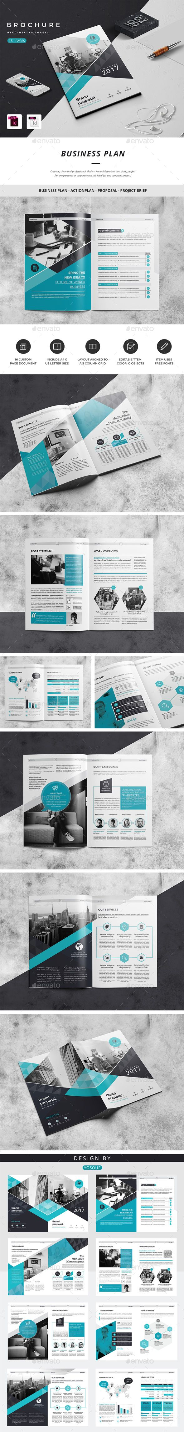 Company Brochure by Y-GFX Company Brochure This InDesign brochure is clean & professional?. Create your company鈥檚 documentation quick and easy.