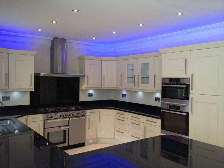 M s de 25 ideas incre bles sobre iluminar cocina con leds - Iluminacion de cocinas modernas ...