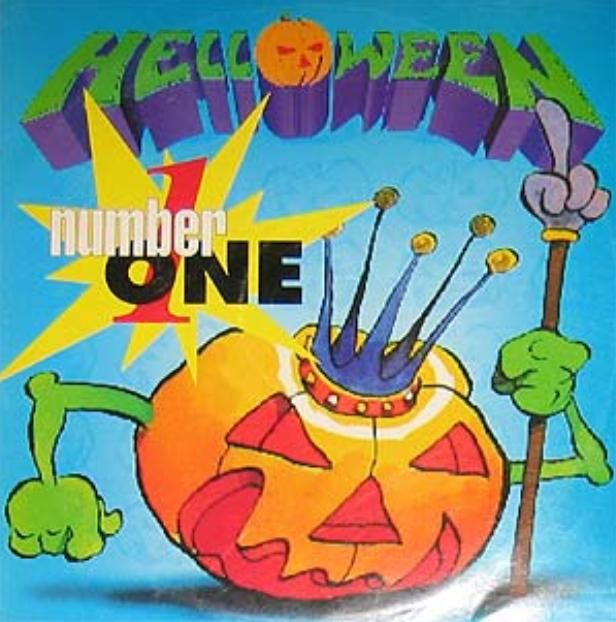 Helloween - Number One
