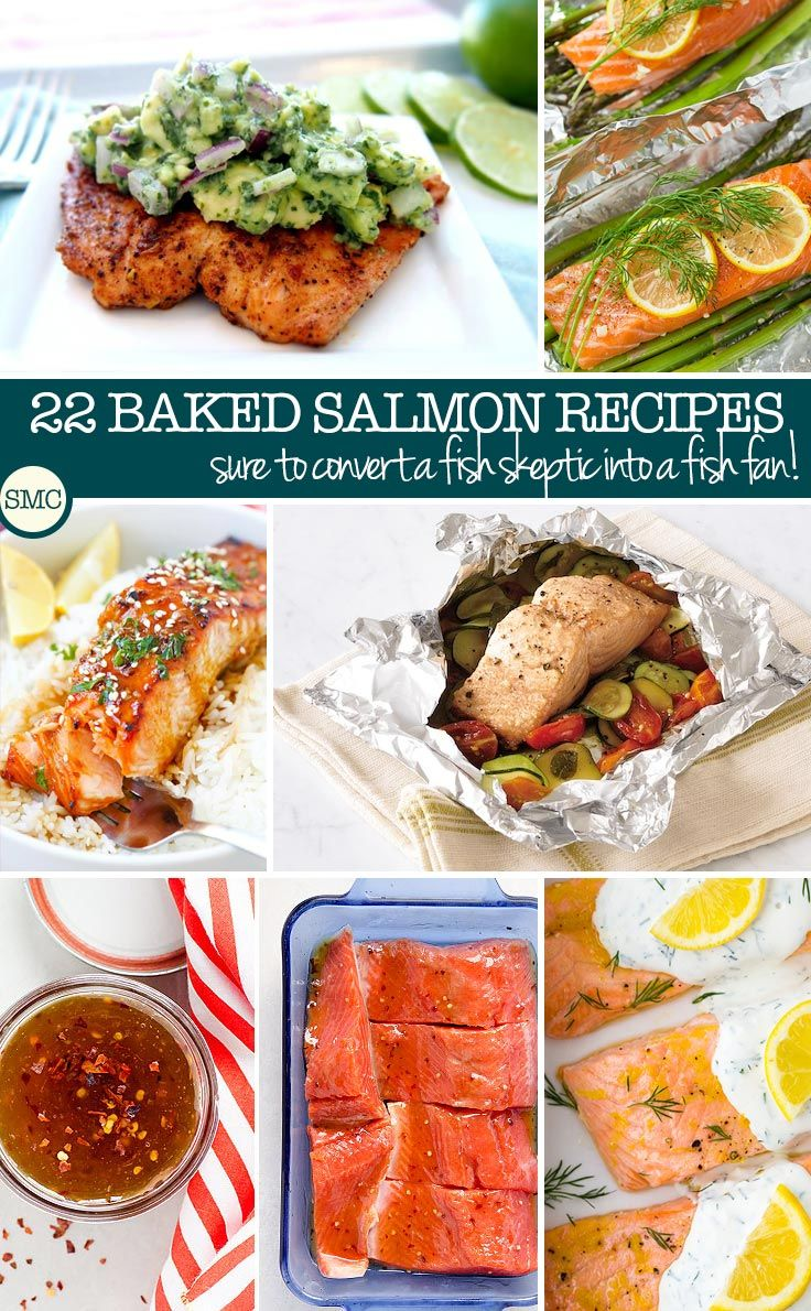 22 best ever easy baked salmon recipes you need to try for Best dinner ideas ever