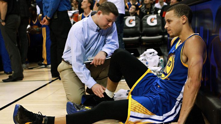 How Stephen Curry got the best worst ankles in sports