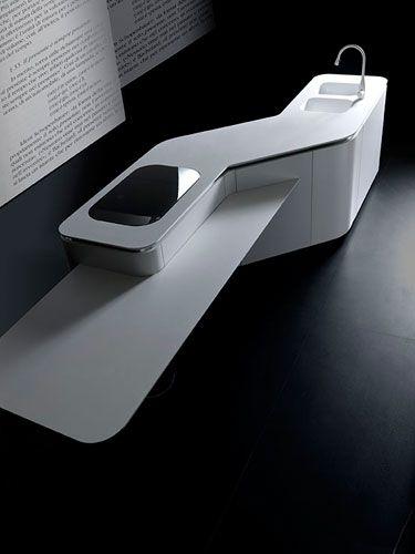 25 best ideas about solid surface on pinterest modern - Corian de dupont ...