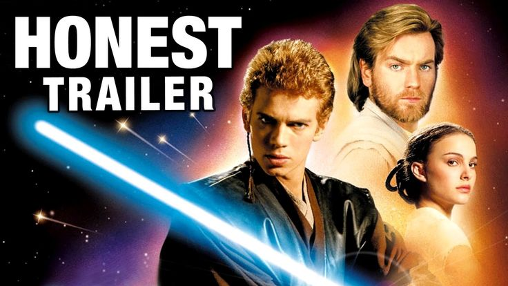 Honest Movie Trailers: Star Wars: Episode II - Attack of the Clones by Screen Junkies
